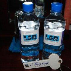 Отель Marina Bentota Шри-Ланка, Бентота - отзывы, цены и фото номеров - забронировать отель Marina Bentota онлайн удобства в номере фото 2