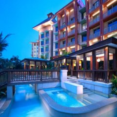 Resorts World Sentosa - Hard Rock Hotel Сингапур бассейн фото 2