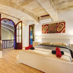 Отель Waterfront Valletta House спа