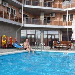 Гостиница Лотос в Анапе отзывы, цены и фото номеров - забронировать гостиницу Лотос онлайн Анапа бассейн фото 2