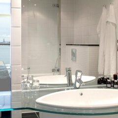 Отель Copenhagen Island 4* Улучшенный номер с двуспальной кроватью фото 3