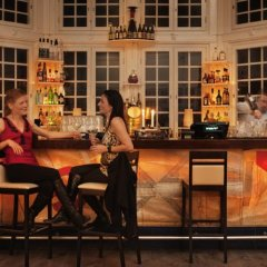 Отель Sandhamn Seglarhotell гостиничный бар