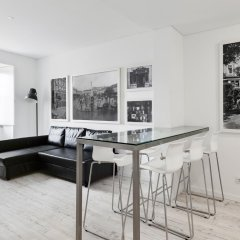 Апартаменты Hello Lisbon Rossio Collection Apartments гостиничный бар