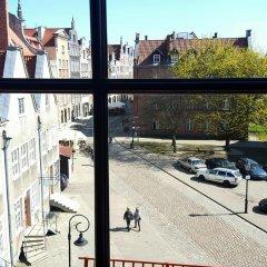 Hostel Universus i Apartament балкон