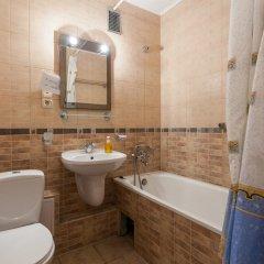 Апартаменты на Пролетарской ванная
