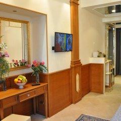 Отель Rome Imperial Crown удобства в номере
