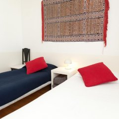 Отель Penthouse Vallespir Испания, Барселона - отзывы, цены и фото номеров - забронировать отель Penthouse Vallespir онлайн комната для гостей фото 2