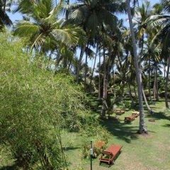 Chitra Ayurveda Hotel пляж