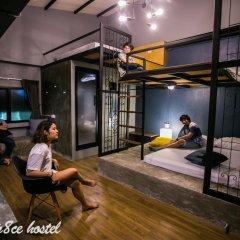 Silom Space Hostel Бангкок спа