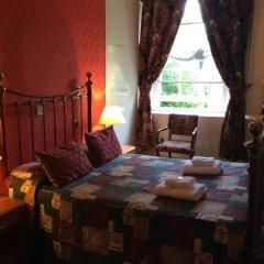Отель Caravel Guest House Великобритания, Эдинбург - отзывы, цены и фото номеров - забронировать отель Caravel Guest House онлайн комната для гостей фото 4
