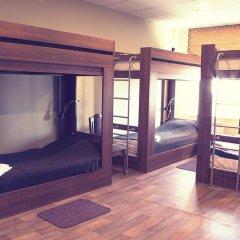 Гостиница Старая Самара Кровать в общем номере с двухъярусными кроватями фото 9
