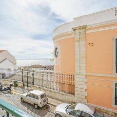 Отель Alfama & Apolónia Comfort парковка