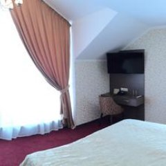 Гостиница Дрозды Клуб 3* Стандартный номер разные типы кроватей фото 9