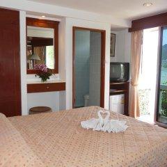 Orchid Hotel and Spa 3* Номер Делюкс с двуспальной кроватью фото 5