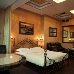 Гостиница Империя Сити 4* Стандартный номер с различными типами кроватей фото 9