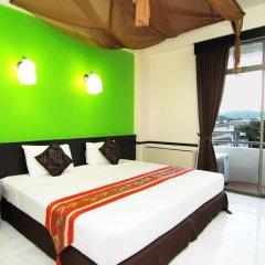Rome Place Hotel 2* Номер Делюкс с двуспальной кроватью фото 3