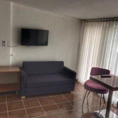 Отель Pera Sultan Suit Апартаменты с различными типами кроватей