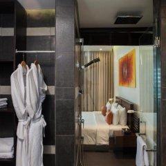 Отель Citrus Waskaduwa 4* Улучшенный номер с различными типами кроватей фото 3