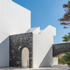 Отель Mediterranean White Остров Санторини фото 2