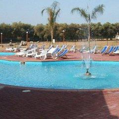 Отель Napeto Village Пиццо бассейн фото 2