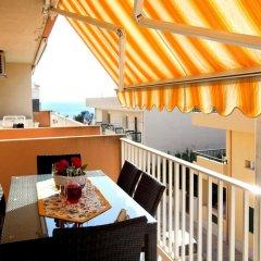 Апартаменты Case Sicule - Pietre Nere Apartment Поццалло балкон