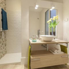 Отель Home Club Santa Ana I Мадрид ванная фото 2