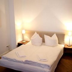 Апартаменты Brilliant Apartments Berlin комната для гостей фото 5