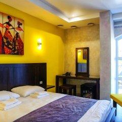 Gaudi stylish hotel Стандартный номер разные типы кроватей фото 2