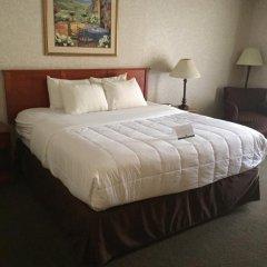 Отель Quality Inn & Suites Albuquerque Downtown - University 2* Стандартный номер с различными типами кроватей фото 3