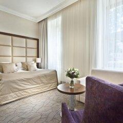 Hotel KING DAVID Prague 5* Представительский номер с двуспальной кроватью