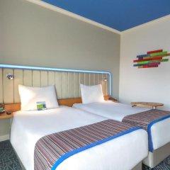 Отель Park Inn by Radisson, Abu Dhabi Yas Island 3* Стандартный номер с различными типами кроватей фото 5