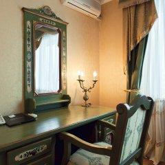 Гостиница Даниловская 4* Люкс двуспальная кровать фото 5