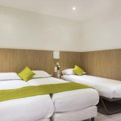Отель Bel Oranger Gare De Lyon 3* Стандартный номер с различными типами кроватей фото 6