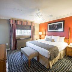 Отель Holiday Inn Club Vacations Williamsburg Resort 3* Люкс с различными типами кроватей фото 4