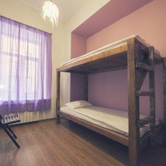 Pururoom Hostel Стандартный номер 2 отдельные кровати (общая ванная комната) фото 3