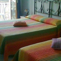 Отель Il Girasole B&B Джардини Наксос комната для гостей фото 4