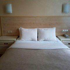 Гостиница Стригино Стандартный номер двуспальная кровать фото 2