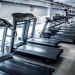 Мини-Отель Вивьен фитнесс-зал фото 4