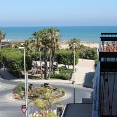 Отель Case Vacanza Pietre Nere Поццалло пляж