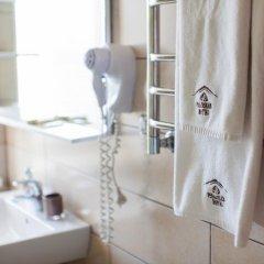 Отель Посадская Уфа ванная