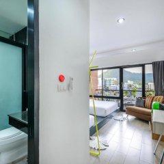 Отель Eco Hostel Таиланд, Пхукет - отзывы, цены и фото номеров - забронировать отель Eco Hostel онлайн ванная фото 2