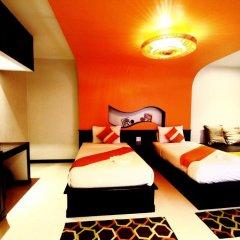 Отель AC 2 Resort 3* Номер Делюкс с различными типами кроватей фото 19