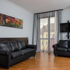 Апарт-отель Мирный комната для гостей