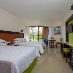 Отель Barcelo Huatulco Beach - Все включено 4* Номер Делюкс с двуспальной кроватью фото 4