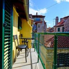 Отель Villa Capo балкон