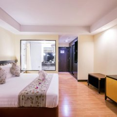 Отель D Varee Jomtien Beach 4* Номер Делюкс с различными типами кроватей фото 16
