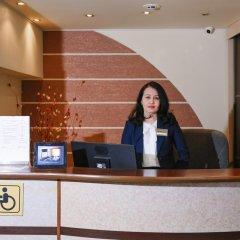 Гостиница Sary Arka интерьер отеля