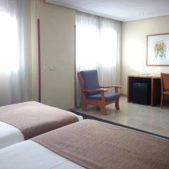 Hotel Silken Torre Garden 3* Стандартный номер с разными типами кроватей фото 4