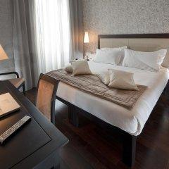 Отель c-hotels Fiume 4* Улучшенный номер двуспальная кровать фото 2