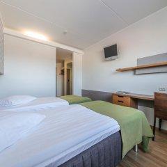 GO Hotel Snelli 3* Стандартный номер с разными типами кроватей фото 3